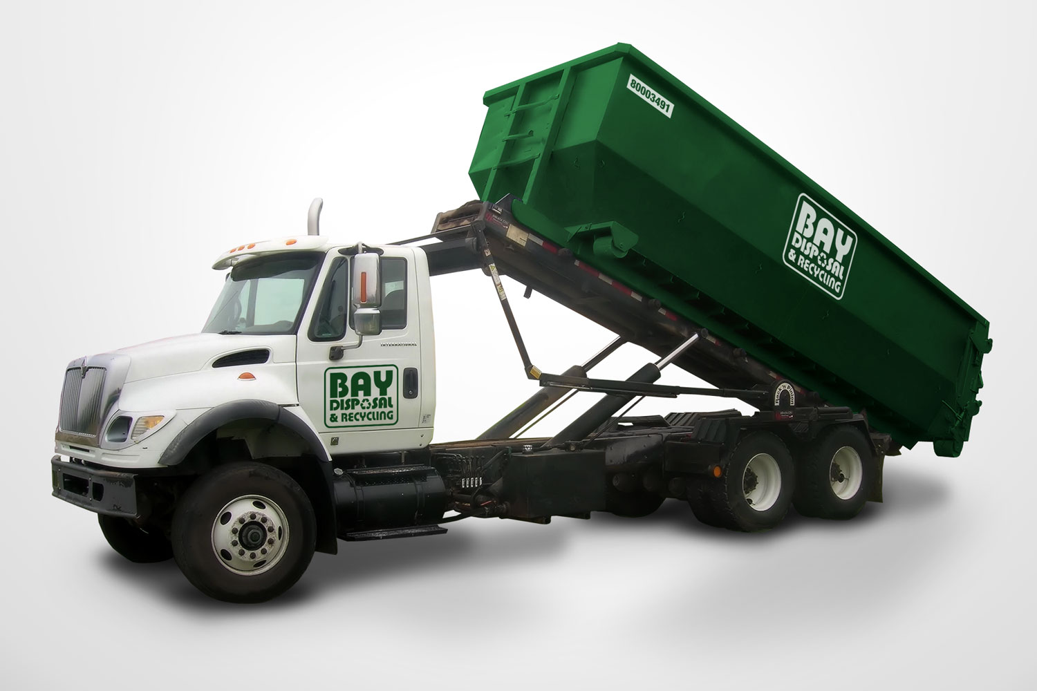 Dumpster & Vehicle Graphics